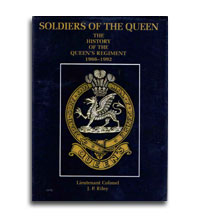 Soldiers of The Queen by Jonathon Riley