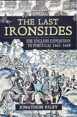 The Last Ironsides, Jonathon Riley