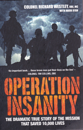 Operation Insanity