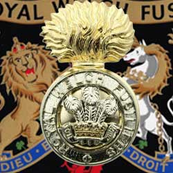 military historian, royal welch fusiliers
