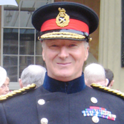 Lieutenant-General Jonathon Riley, Royal Welch Fusiliers